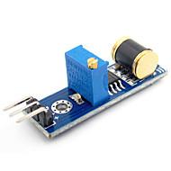 お買い得  Arduino 用アクセサリー-d1208036 diyアナログ出力振動検出センサーモジュール(arduino用)