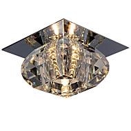 お買い得  -LightMyself™ 埋込式 ダウンライト - クリスタル ミニスタイル, コンテンポラリー, 110-120V 220-240V 電球付き