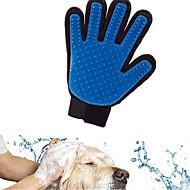 hesapli Ev Sakinleri ve Evcil Hayvanlar-Kedi Köpek Temizleme Banyolar Su Geçirmez Nefes Alabilir Günlük/Sade Mavi