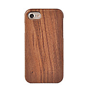 CORNMI For iPhone 7 Plus 7 6 6S 6 Plus 6S Plus 5 5S SE Case Rose Wood Case Walnut Wooden Shell Hard Back Cover .