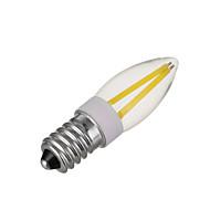 お買い得  LED コーン型電球-2650-2850/5500-6000 lm E14 LEDコーン型電球 4 LEDの COB 調光可能 温白色 クールホワイト