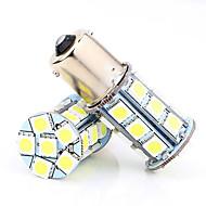 Недорогие Сигнальные огни для авто-2шт автомобильные лампочки 2w smd 5050 привели задний фонарь / реверсивная лампа / стоп-сигнал