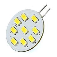 abordables Luces LED de Doble Pin-2W 400lm G4 Luces LED de Doble Pin T 9 Cuentas LED SMD 5730 Blanco Cálido Blanco Fresco 85-265V 12V