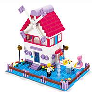 tanie Zabawki & hobby-Zabawy w odgrywanie ról Klocki Wiatraki Samochodziki do zabawy Zabawki Wiatrak Transformable Dla dziewczynek Sztuk