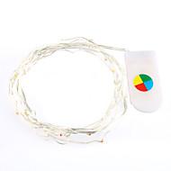 2m ζεστό / λευκό χρώμα οδήγησε σειρά από φώτα για διακόσμηση