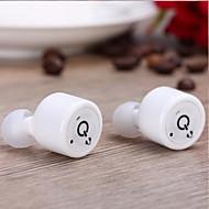 levne -blues x1t sluchátka do uší sluchátka do uší bezdrátová sluchátka bluetooth 4.2 hifi cvc6.0 stereo s mikrofonem