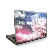 お買い得  MacBook 用ケース/バッグ/スリーブ-MacBook ケース / ラップトップケース のために フラワー プラスチック MacBook Pro 15インチ / MacBook Air 13インチ / MacBook Pro 13インチ