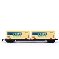 olcso Játékok & hobbi-Játékautók Vágány vasúti kocsi Játék vonatok és vasút készlet Vonat Játékok Újdonságok tettetés Vonat Játékok Műanyag 1 Darabok Fiú