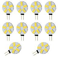 2W G4 Luci LED Bi-pin T 15 SMD 5730 150-200 lm Bianco caldo Luce fredda K V