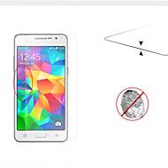 korkea läpinäkyvyys matta LCD-näytön suojus Samsung Galaxy grand prime (3 kpl)