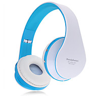 저렴한 -OVLENG EB203 해드폰 (헤드밴드)For미디어 플레이어/태블릿 모바일폰 컴퓨터With마이크 포함 DJ 볼륨 조절 FM 라디오 게임 스포츠 소음제거 Hi-Fi 모니터링(감시) 블루투스