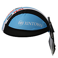 cheap -XINTOWN Hat Headsweat Sky Blue+White Winter Windproof Breathable Quick Dry Camping / Hiking Fishing Cycling / Bike Men's Women's Unisex Terylene / Stretchy / Sweat-wicking