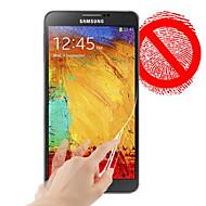 Προστατευτικό οθόνης για Samsung Galaxy Note 3 PET Προστατευτικό μπροστινής οθόνης Ματ