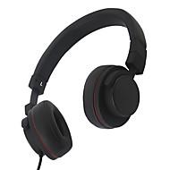 中性生成物 GS-788 ヘッドホン(ヘッドバンド型)Forメディアプレーヤー/タブレット 携帯電話 コンピュータWithマイク付き DJ ボリュームコントロール ゲーム スポーツ ノイズキャンセ Hi-Fi 監視