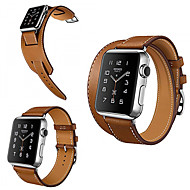 Watch Band varten Apple Watch Series 3 / 2 / 1 Rannehihna Perinteinen solki