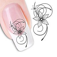 levne -1 pcs Vodotlač nail art manikúra pedikúra Módní Denní