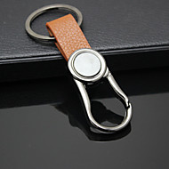 Gepersonaliseerde Gift Keychain-Zinc Alloy-Classic / Modern / Creatief