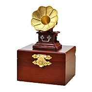 Music Box Wind-up Toy Toys Phonograph Sweet Special Creative Pieces Boys' Girls' Birthday Valentine's Day Children's Day Gift