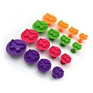 お買い得  キッチン用小物-ベークツール プラスチック DIY ケーキ / クッキー / Other 装飾用具