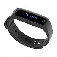 Inteligentna bransoletka Wodoszczelny Obsługa wiadomości Rejestrator aktywności fizycznej Rejestrator snu Czasomierz Bluetooth 4.0Nie