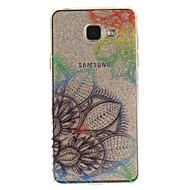 お買い得  Samsung 用 ケース/カバー-ケース 用途 Samsung Galaxy A5(2016) / A3(2016) IMD / クリア / パターン バックカバー フラワー ソフト TPU のために A5(2016) / A3(2016) / A5