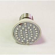 abordables Luces de Crecimiento-260-312lm E26 / E27 Growing Light Bulb 36 Cuentas LED Azul Rojo 85-265V