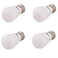 E27 LED gömbbúrás izzók G80 led SMD 5730 Dekoratív Meleg fehér 240lm 3000