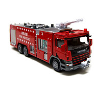 Pull Back Vehicles Toy Cars Truck Construction Vehicle Fire Engine Vehicle Dozer Excavator Toys Novelty Truck Excavating Machinery Chariot