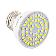 ywxlight® e26 / e27 foco led mr16 54 smd 2835 400-500 lm blanco cálido blanco frío decorativo 110v / 220v