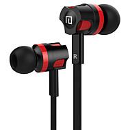 povoljno -langsdom Langsdom JM26 U uhu Žičano Slušalice Dinamičan plastika mobitel Slušalica S mikrofonom Slušalice