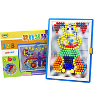 cheap Toys & Hobbies-KEAIHAO Building Blocks 3D Puzzles Holiday Props Holiday Supplies Jigsaw Puzzle Christmas Toys Grown-Up Toys Toys Mosaic Kit Educational