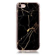 Назначение iPhone X iPhone 8 Чехлы панели IMD С узором Задняя крышка Кейс для Мрамор Мягкий Термопластик для Apple iPhone X iPhone 8 Plus