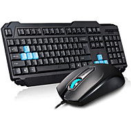 Office Mouse USB 1000 Gaming billentyűzet Office billentyűzet PS/2 Motospeed