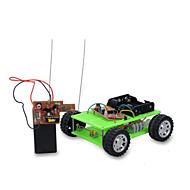 Solar Powered Toys DIY KIT Radio Control Toy Cars Toys Car DIY Boys' Pieces