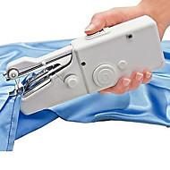 Nový přenosný domácnost praktický steh elektrický mini kapesní šicí stroj