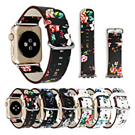 Watch Band For Apple Watch 3 Series 1 2 38mm 42mm Classic Buckle Genuine Leather Replacement Band