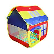 お買い得  クラシックトイ-テント&トンネル遊具 ちびっ子変装お遊び おもちゃ おもちゃ アイデアジュェリー LL ナイロン 男の子 女の子 小品