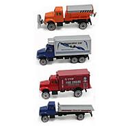 Playsets de véhicules Véhicules en Métal Voitures de jouet Véhicule de Construction Jouets Automatique Alliage de métal Métal Classique &