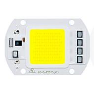 50w utral helle LED-COB Chip 110v 220v Eingang intelligente IC für DIY LED Flutlicht (1 Stück)