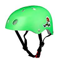 저렴한 -KUYOU 스케이트 헬맷 아동 어른' 헬멧 CE 인증 산 스포츠 청년 용 산악 사이클링 도로 사이클링 레크리에이션 사이클링 사이클링 하이킹 등산 스케이트보드 인라인 스케이트 옐로우 스카이 블루 레드 그린 핑크