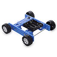 preiswerte Spielzeuge & Spiele-Crab Kingdom Solar betriebene Spielsachen Auto Kreativ Neuartige Metalic Kunststoff Kinder Jungen Mädchen Spielzeuge Geschenk