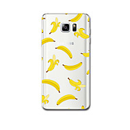 Για Εξαιρετικά λεπτή Με σχέδια tok Πίσω Κάλυμμα tok Φρούτα Μαλακή TPU για Samsung Note 5 Note 4