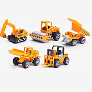 cheap Toys & Hobbies-Toys Construction Vehicle Toys Forklift Excavating Machinery Plastic Metal Classic & Timeless Chic & Modern 1 Pieces Boys' Girls'