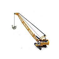 Spielzeugautos Spielzeuge Baustellenfahrzeuge Aushubmaschine Spielzeuge Turm Aushebemaschinen Spielzeuge Metalllegierung Metal 1 Stücke