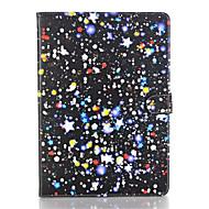 halpa iPad kuoret / kotelot-Etui Käyttötarkoitus Apple iPad Mini 4 iPad Mini 3/2/1 iPad Air Korttikotelo Suojakuori Kimmeltävä Kova PU-nahka varten iPad Mini 4 iPad