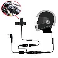 お買い得  -オートバイのフルフェイスヘルメットヘッドセットイヤホンの双方向ラジオウォーキートーキー365 baofengケンウッドwanhua