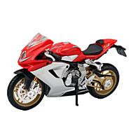 Oyuncak arabalar Oyuncaklar Motosiklet Yarış Arabası Oyuncaklar Simülasyon Ördek Kule Taşıyıcı Motorsiklet At Metal Alaşımlı Parçalar