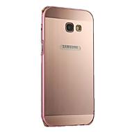 Для Покрытие Кейс для Задняя крышка Кейс для Один цвет Твердый Алюминий для SamsungA3 (2017) A5 (2017) A7 (2017) A7(2016) A5(2016)