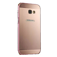 tanie Galaxy A3(2016) Etui / Pokrowce-Kılıf Na Samsung Galaxy A5(2017) A3(2017) Galwanizowane Etui na tył Solid Color Twarde Aluminium na A3 (2017) A5 (2017) A7 (2017)