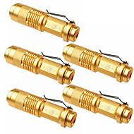 U'King Linternas LED LED 1500 Lumens 3 Modo Cree XP-E R2 No incluye baterías Enfoque Ajustable para Camping/Senderismo/Cuevas De Uso